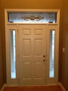 Front Door Install