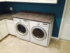 Washer/Dryer build
